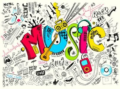 jenis musik yang ada di dunia